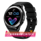 vivo WATCH 46mm 暗影黑 智能运动手表 24h健康监测 18天强劲长续航 血氧心率监测 50米防水 NFC