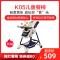 Pouch帛琦 儿童餐椅K05时尚豪华多功能可平躺可折叠宝宝椅人性化多档位单手调节婴儿餐椅