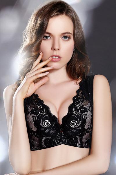 衣馨专柜正品调整型内衣大码薄杯胸罩大胸文胸聚拢CDEF杯 813301