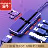 晶华 Type-C扩展坞通用苹果电脑华为P30USB-C转HDMI高清4K转换器PD充电USB3.0HUB分线器Z346